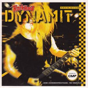 Rock Hard - Dynamit Vol. 66 (CD) - Bild 1