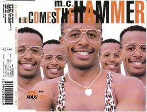 MC Hammer: Here Comes The Hammer - Cover