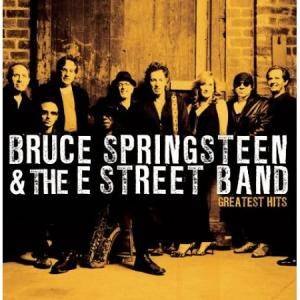 Bruce Springsteen & The E Street Band: Greatest Hits - Cover