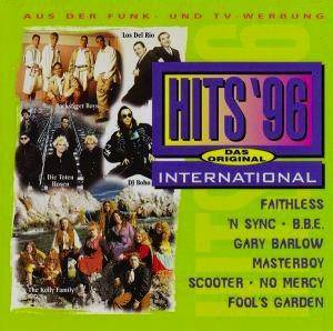 Cover - Blue System Feat. Children United: Hits '96 International
