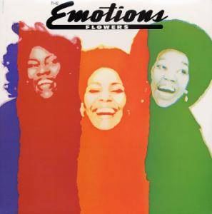 Cover - Emotions, The: Flowers