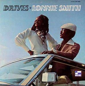Cover - Lonnie Smith: Drives