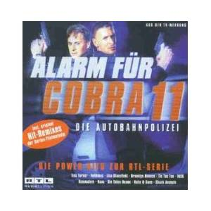 Cover - Lisa Stansfield Vs. The Dirty Rotten Scoundrels: Alarm Für Cobra 11