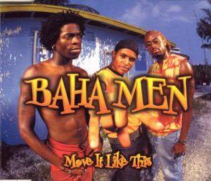 Cover - Baha Men: Move It Like This