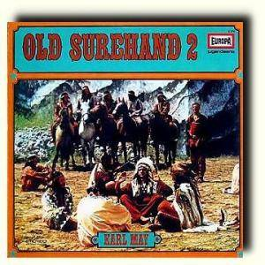 Karl May: Old Surehand 2 - Cover
