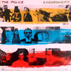 The Police: Synchronicity (LP) - Bild 2