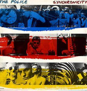 The Police: Synchronicity (LP) - Bild 1