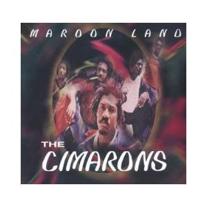 Cover - Cimarons, The: Maroon Land