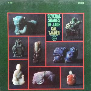 Cover - Cal Tjader: Several Shades Of Jade