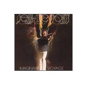 Cover - Jean-Luc Ponty: Imaginary Voyage