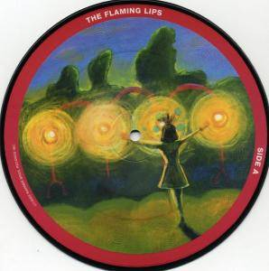 The Flaming Lips: Yoshimi Battles The Pink Robots Pt. 1 - Cover