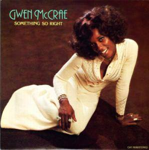Cover - Gwen McCrae: Something So Right