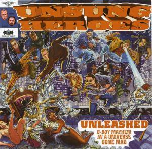 Cover - Unsung Heroes: Unleashed
