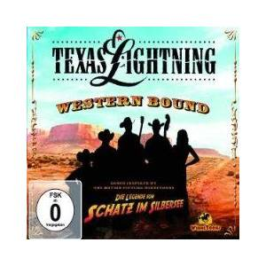 Cover - Texas Lightning: Western Bound