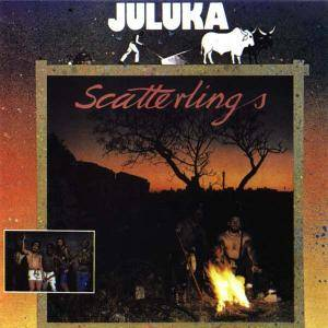 Juluka: Scatterlings - Cover