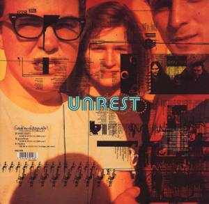 Cover - Unrest: Cath Carroll