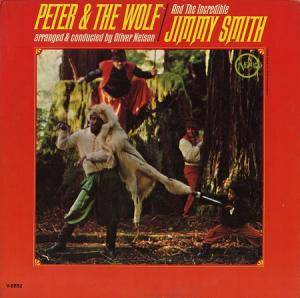Jimmy Smith: Peter & The Wolf - Cover