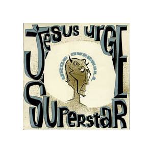 Cover - Urge Overkill: Jesus Urge Superstar
