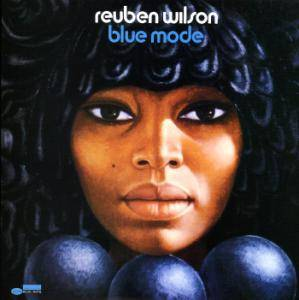 Cover - Reuben Wilson: Blue Mode