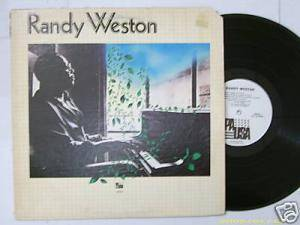 Cover - Randy Weston: Randy Weston