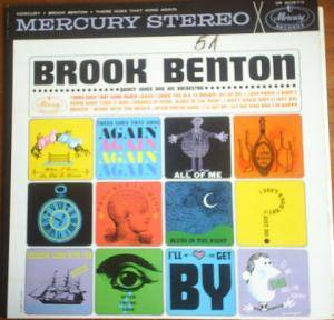 Cover - Brook Benton: There Goes That Song Again