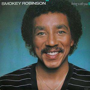 Cover - Smokey Robinson: Being With You