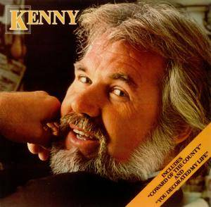 Kenny Rogers: Kenny - Cover