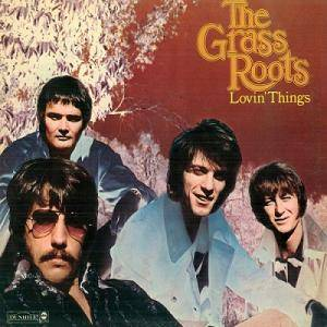 Cover - Grass Roots, The: Lovin' Things