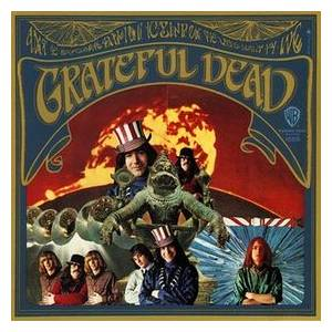 Grateful Dead: Grateful Dead, The - Cover