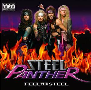 Steel Panther: Feel The Steel (CD) - Bild 1