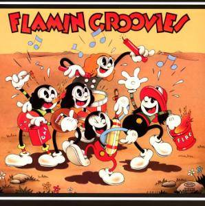 Cover - Flamin' Groovies, The: Supersnazz