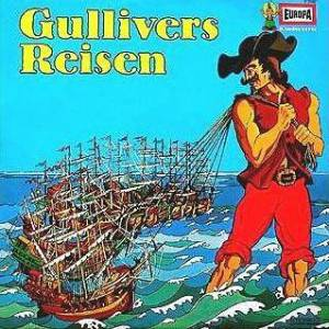 Jonathan Swift: Gullivers Reisen - Cover