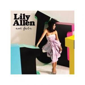Cover - Lily Allen: Not Fair