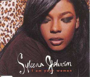 Cover - Syleena Johnson: I Am Your Woman