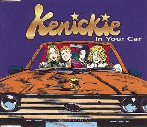 Cover - Kenickie: In Your Car