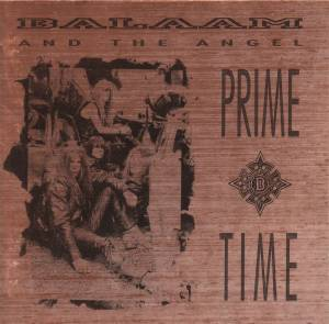Cover - Balaam & The Angel: Prime Time
