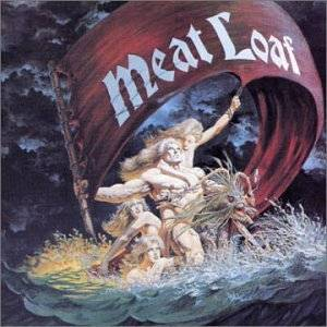 Meat Loaf: Dead Ringer - Cover