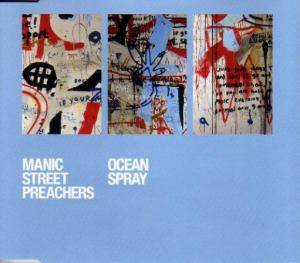 Manic Street Preachers: Ocean Spray - Cover
