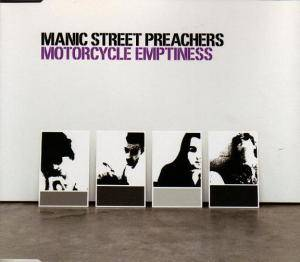 Manic Street Preachers: Motorcycle Emptiness - Cover
