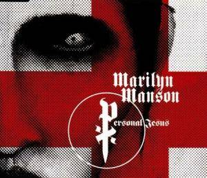 Marilyn Manson: Personal Jesus - Cover