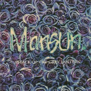 Mansun: Attack Of The Grey Lantern - Cover