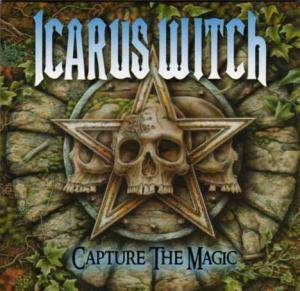 Icarus Witch: Capture The Magic - Cover