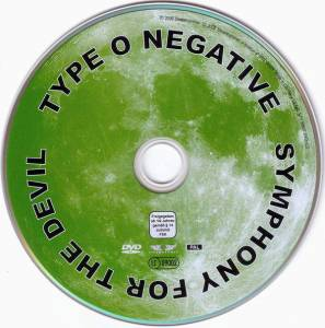 Type O Negative: Symphony For The Devil (DVD + Single-CD) - Bild 4