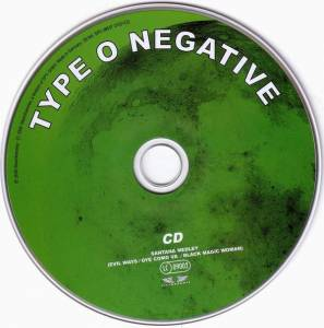 Type O Negative: Symphony For The Devil (DVD + Single-CD) - Bild 5