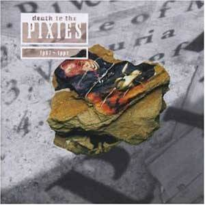 Pixies: Death To The Pixies - Cover