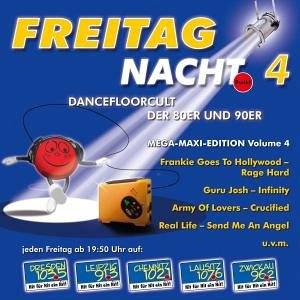 Freitag Nacht - Mega-Maxi-Edition Vol. 04 - Cover