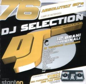 Cover - Fake: DJ Selection - Absolutely 80's Vol. 1