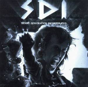 S.D.I.: Satans Defloration Incorporated - Cover