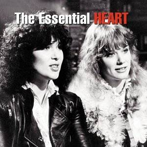 Heart: Essential, The - Cover