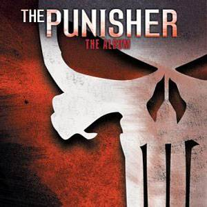 Punisher - The Album, The - Cover